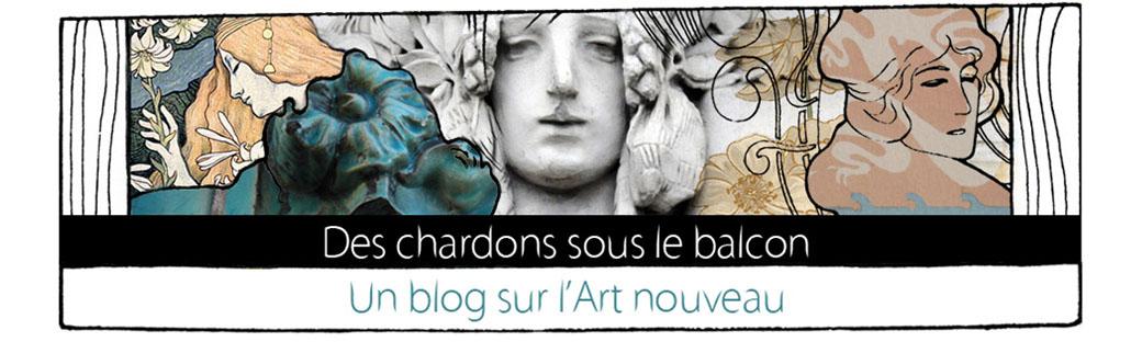 Des chardons sous le balconUn blog sur l'Art nouveau